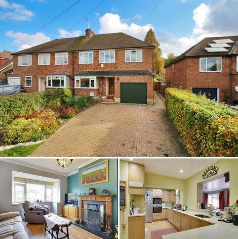 4 bedroom semi-detached house for sale - Spring Head Road, Kemsing, Sevenoaks, Kent, TN15