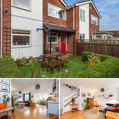 3 bedroom terraced house for sale - Crescent Close, Oxford, Oxfordshire