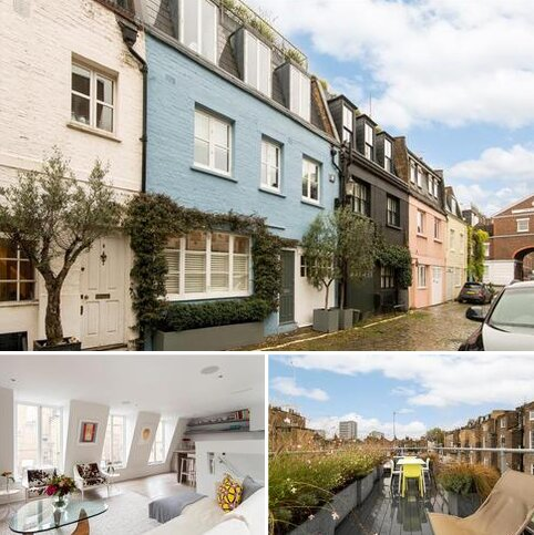 3 bedroom mews for sale - St. Stephens Mews, Notting Hill, London, W2