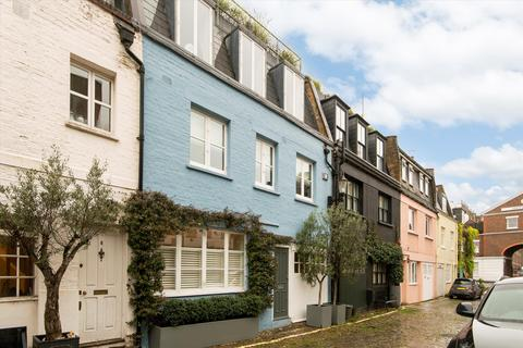 3 bedroom terraced house for sale - St. Stephens Mews, Notting Hill, London, W2