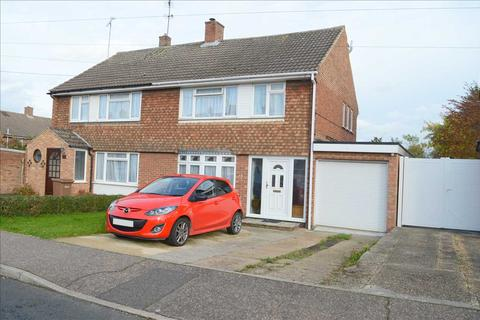 4 bedroom semi-detached house for sale - Ravensbourne Drive, Chelmsford