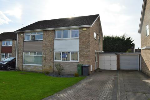 3 bedroom semi-detached house for sale - Sherringham Drive, Woodthorpe, York