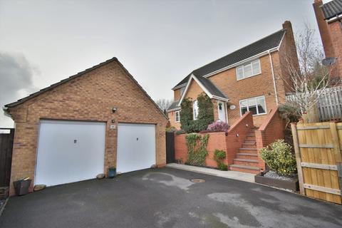 4 bedroom detached house for sale - Derwent Road, Burton-on-Trent
