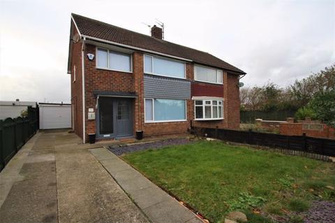 3 bedroom semi-detached house for sale - Bramble Road, Fern Park, Stockton, TS19 0NH