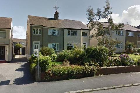4 bedroom semi-detached house for sale - Ffriddoedd Road, Bangor, Gwynedd, LL57