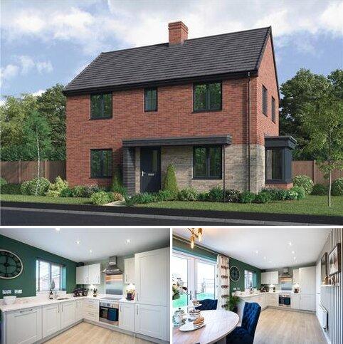 3 bedroom detached house for sale - Plot 49, Eaton at Kedleston Grange, Allestree, Derby DE22