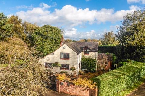 3 bedroom property with land for sale - Winnington Forge Cottage, Winnington, Market Drayton