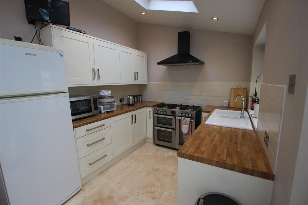 Whitehaven extended kitchen