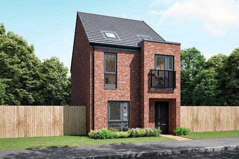 3 bedroom semi-detached house for sale - Plot 26, The Marsden at St Albans Park, Whitehills Drive, Windy Nook NE10