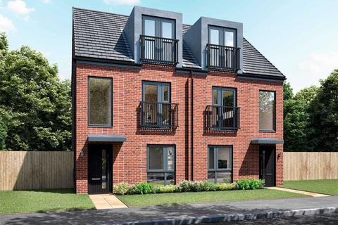 3 bedroom semi-detached house for sale - Plot 18, The Belsay at St Albans Park, Whitehills Drive, Windy Nook NE10