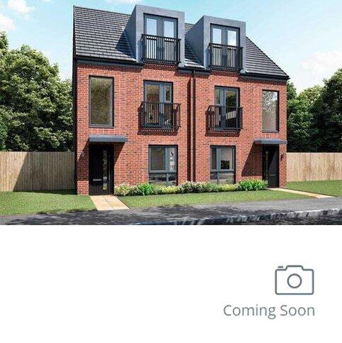 3 bedroom semi-detached house for sale - Plot 24, The Belsay at St Albans Park, Whitehills Drive, Windy Nook NE10