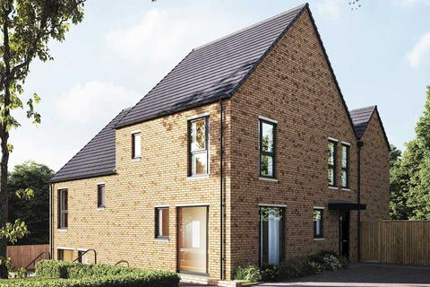 Linden Homes - Trilogy II - Plot 1002, The Kielder at The Rise, Newcastle Upon Tyne, Off Whitehouse Road NE15