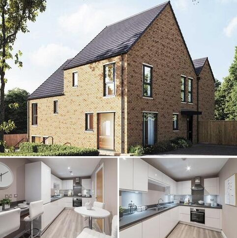 3 bedroom detached house for sale - Plot 20A, The Kelvin at Trilogy II, Saltwell Road, Saltwell, Gateshead, Tyne and Wear NE8