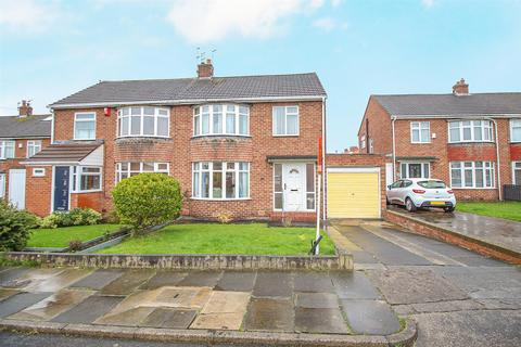 3 bedroom semi-detached house - Halton Drive, Wideopen, Newcastle Upon Tyne