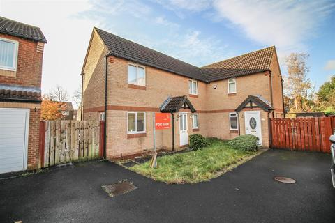 2 bedroom semi-detached house for sale - Shirlaw Close, Newcastle Upon Tyne