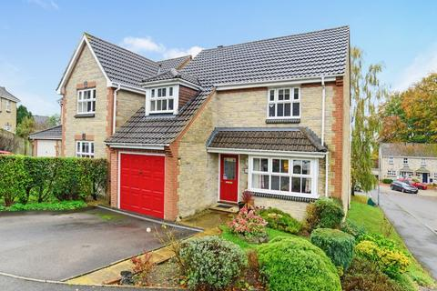 3 bedroom detached house for sale - Homefield, Mere, BA12