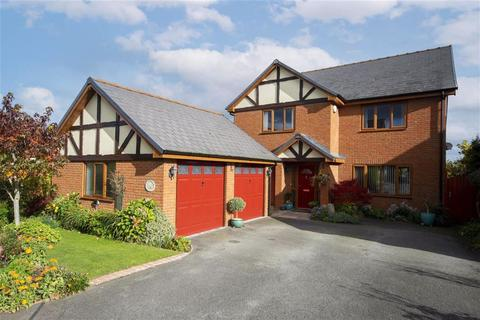 4 bedroom detached house for sale - Naylor Fields, Llanymynech, SY22