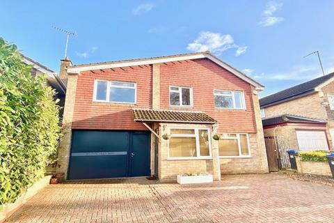 5 bedroom detached house for sale - Pytchley Way, Brixworth, Northamptonshire