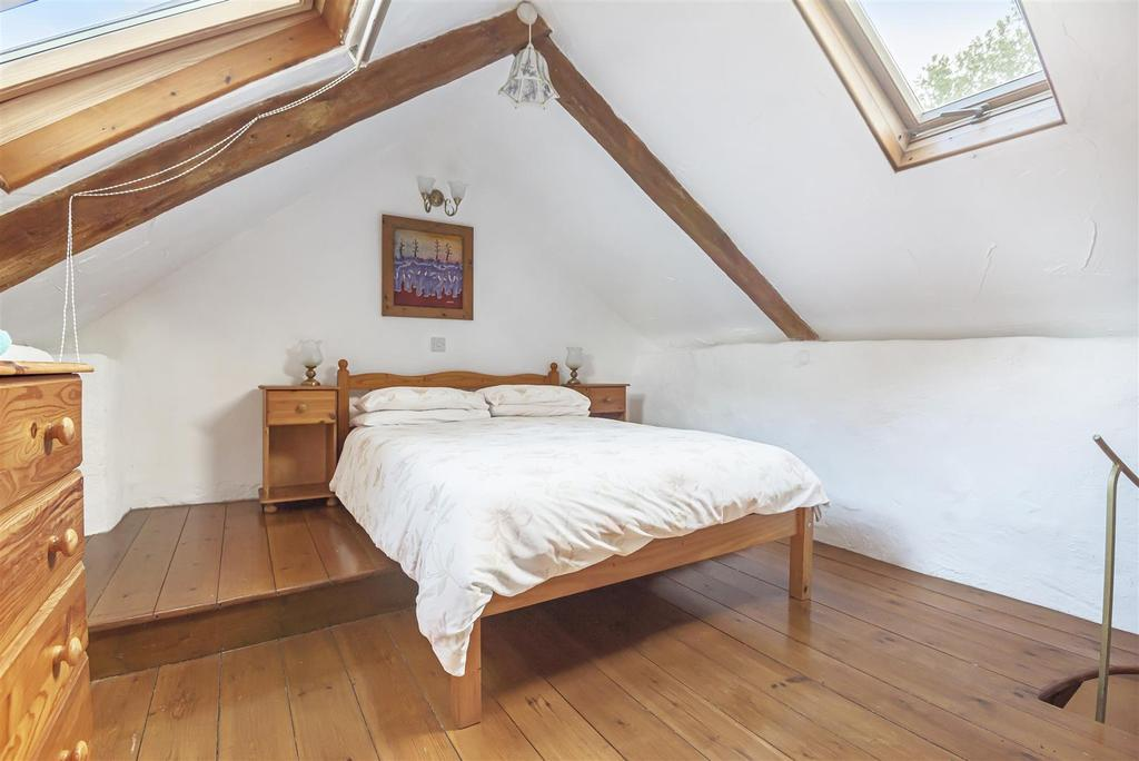 The Stables Bedroom
