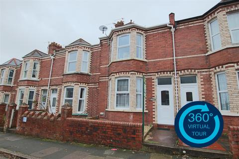 3 bedroom terraced house for sale - Monks Road, Mount Pleasant, Exeter