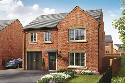 4 bedroom detached house for sale - The Eynsham - Plot 117 at Connect @ Halfway, Oxclose Park Road & Deepwell Mews, Halfway S20