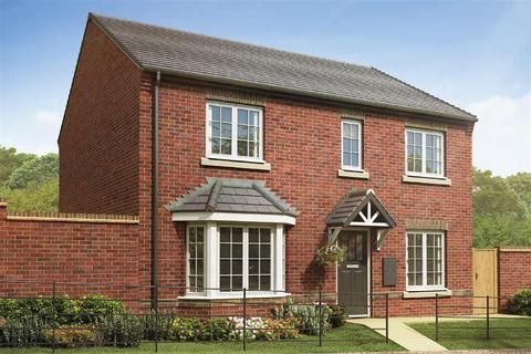4 bedroom detached house - The Shelford - Plot 104 at Hunloke Grove, Derby Road, Wingerworth S42