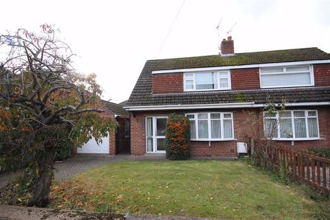 3 bedroom semi-detached house - Wetherby Crescent, Lincoln, Lincolnshire