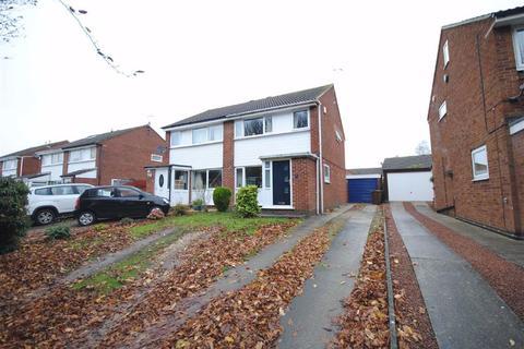 3 bedroom semi-detached house for sale - Pickering Avenue, Garforth, Leeds, LS25