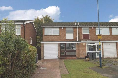 3 bedroom end of terrace house for sale - Crookham Close, Harborne