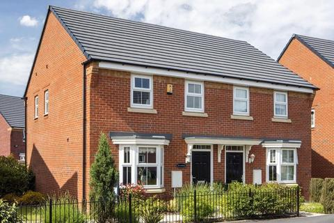 3 bedroom end of terrace house for sale - Plot 53, ARCHFORD at Scholars Place, Hassall Road, Alsager, STOKE-ON-TRENT ST7
