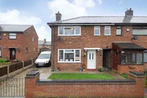 3 bedroom end of terrace house for sale - Poplars Avenue, Warrington, WA2