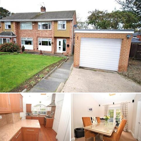 3 bedroom semi-detached house for sale - Greenbank Drive, South Hylton
