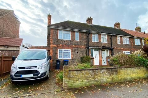 3 bedroom end of terrace house for sale - Dominion Road, Worthing, West Sussex, BN14