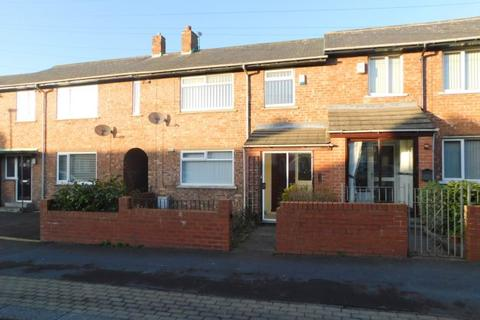 2 bedroom terraced house - BRADFORD CRESCENT, GILESGATE, DURHAM CITY