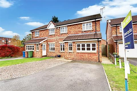 3 bedroom semi-detached house for sale - Ropery Close, Beverley, East Yorkshire, HU17