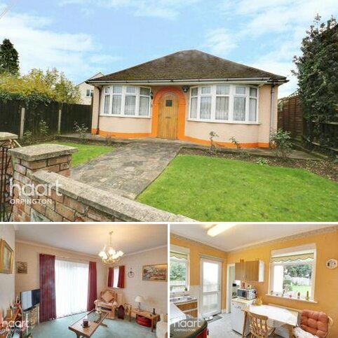 2 bedroom detached bungalow for sale - Marion Crescent, Orpington
