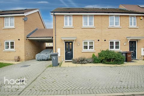 2 bedroom terraced house - Cowlin Mead, Chelmsford