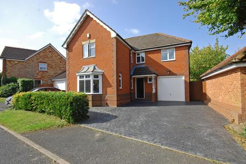 4 bedroom detached house for sale - Rebecca Gardens, Penn, Wolverhampton WV4