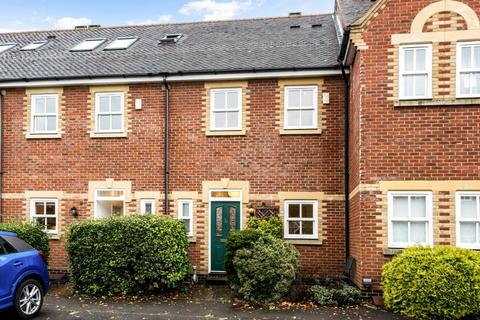 3 bedroom townhouse for sale - Plater Drive, Oxford Waterside