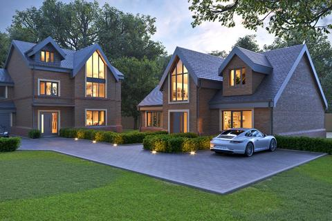 5 bedroom detached house for sale - Thornley Rise, Manchester Road, Greenfield, Saddleworth, OL3
