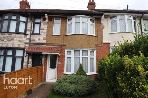 2 bedroom terraced house to rent - Bishopscote Road, Luton
