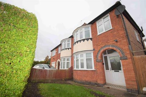 3 bedroom semi-detached house to rent - Overdale Rd, Leicester, LE2