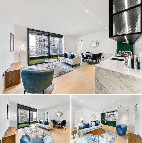1 bedroom flat to rent - Hobart Building, (The Wardian), London, E14