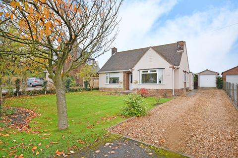 2 bedroom bungalow for sale - Station Road, North Wingfield, Chesterfield, Derbyshire, S42 5HY