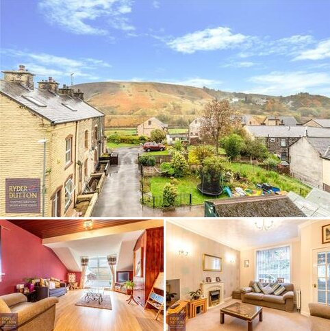 4 bedroom terraced house for sale - Summit, Littleborough, Greater Manchester, OL15