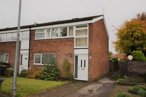 3 bedroom end of terrace house for sale - Overslade Road, Solihull