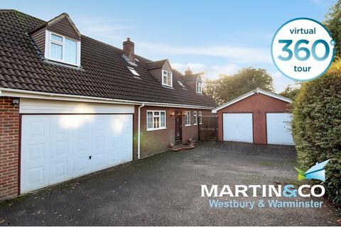 4 bedroom detached house for sale - Parsons Lane, Crockerton, Warminster