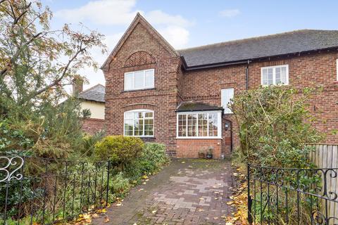 2 bedroom end of terrace house for sale - Hartington Street, Handbridge, Chester