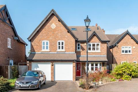 5 bedroom detached house for sale - The Square, Lymm
