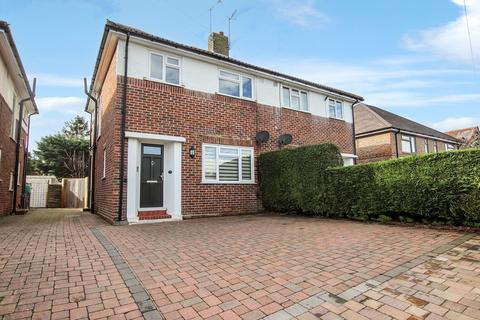 3 bedroom semi-detached house for sale - Mulberry Lane, Goring-By-Sea, Worthing, BN12 4QU